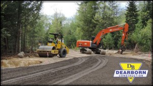 Road Construction Service Southern Maine Dearborn Construction